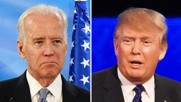Donald Trump told to 'Grow Up' by US Vice President Joe Biden