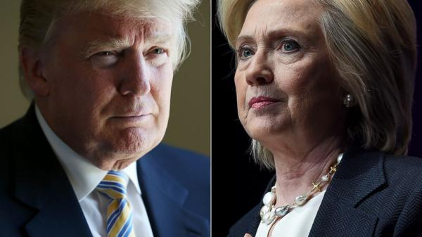 Hillary, Trump win 7 states each on Super Tuesday