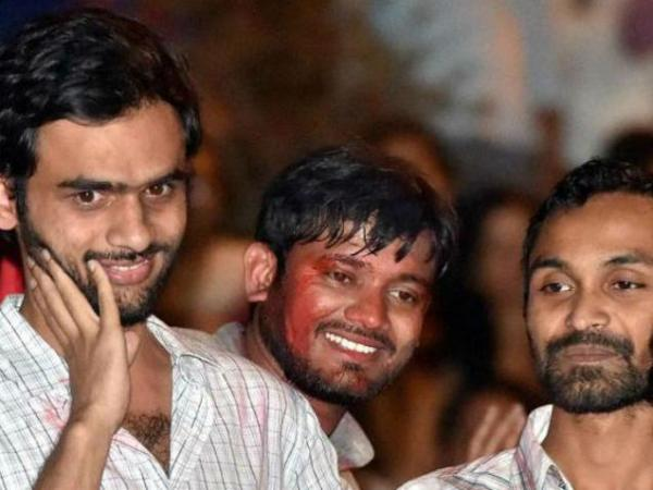 JNU row: Kanhaiya fined Rs 10,000, Umar and Anirban rusticated