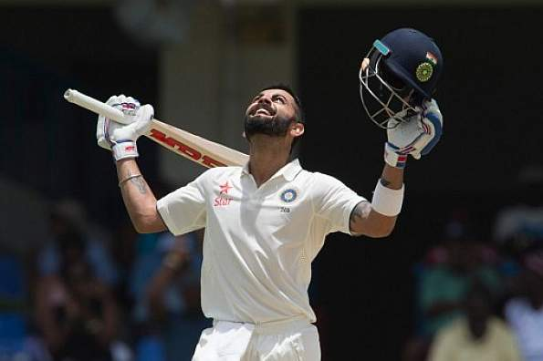Viraaat is the first Indian captain to score overseas double ton
